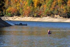 Lac Nantahila Images libres de droits