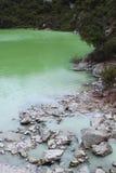 Lac Ngakoro Images libres de droits