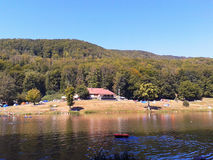 Lac Nistru Photos libres de droits