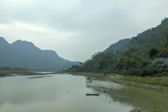 Lac Noong Images libres de droits