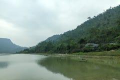 Lac Noong Photographie stock libre de droits