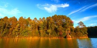 Lac Northwoods le Wisconsin Sweeney image stock