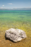 Lac Ohrid Photo stock