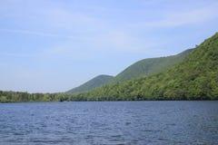 Lac Olaw Images libres de droits
