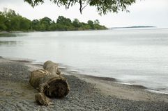 Lac Ontario Photographie stock