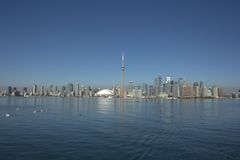 lac Ontario Toronto Photo stock