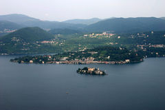 Lac Orta Images stock