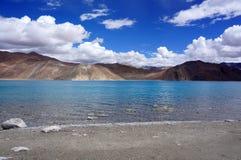 Lac Pangon Image libre de droits