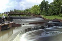 Lac park de vert de Nathaneal Photographie stock