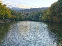 Lac Parz, Arménie Images libres de droits
