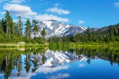 Lac picture Photos libres de droits