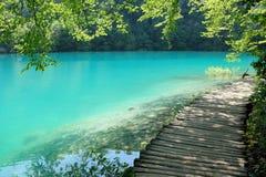 Lac Plitvice Photo libre de droits