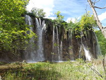 Lac Plitvice Image stock