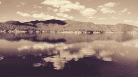 Lac Poinsett Photos libres de droits