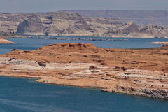 Lac Powell photographie stock