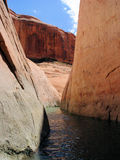 Lac Powell Photographie stock libre de droits