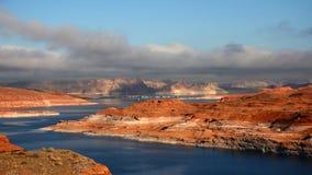 Lac Powell Photographie stock libre de droits