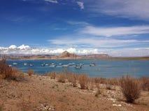 Lac Powell Photo libre de droits