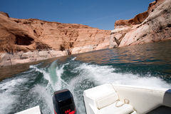 Lac Powell photo libre de droits