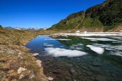 Lac Prato Images libres de droits