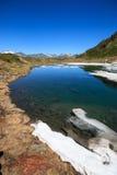 Lac Prato Image stock