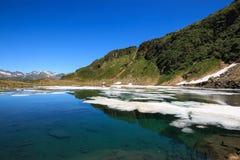 Lac Prato Photo stock
