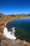 Lac Prato Photo libre de droits