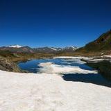 Lac Prato Photos stock