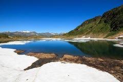 Lac Prato Image libre de droits
