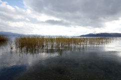 Lac Prespa Image libre de droits