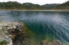 Lac profond photos libres de droits