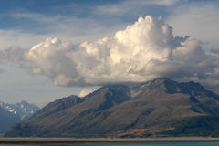 Lac Pukapi III Image libre de droits