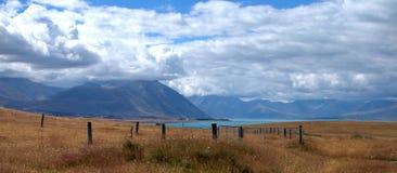 Lac Pukapi IV Images libres de droits