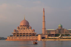 Lac Putrajaya Photo stock