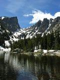 Lac rêveur Images stock