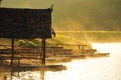 Lac rêveur Image stock