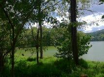 Lac Radnor Photos libres de droits