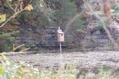 Lac Radnor Photographie stock
