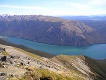Lac Rotoiti Photographie stock libre de droits