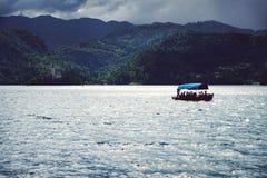 Lac saigné, Slovénie, l'Europe Images stock