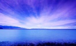 Lac Sailimu Images stock