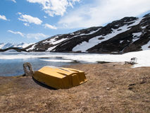 Lac San Bernardino Photo stock