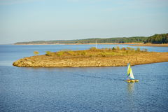 Lac Sardis Photos stock