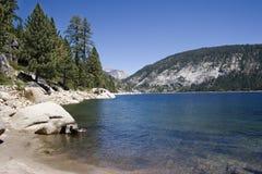 lac scénique de montagne, lac Edison image libre de droits