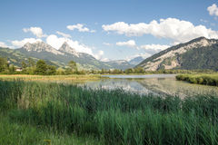 Lac Schwyz Photos stock