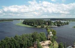 Lac Seliger Photos libres de droits