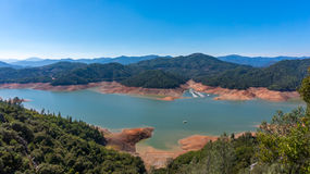 Lac Shasta Images stock