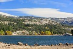 Lac Siliver Image libre de droits