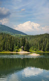Lac Sinevir Photo stock