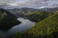 Lac Skadar Photos libres de droits